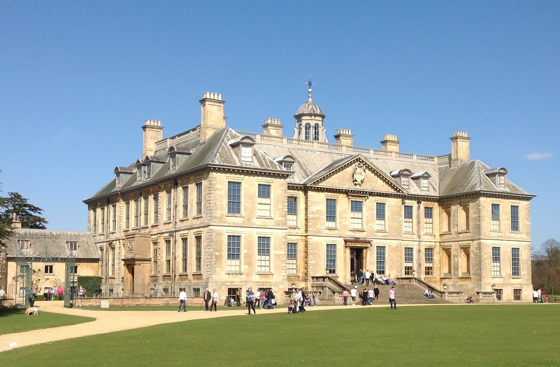 The Magnificent Belton House