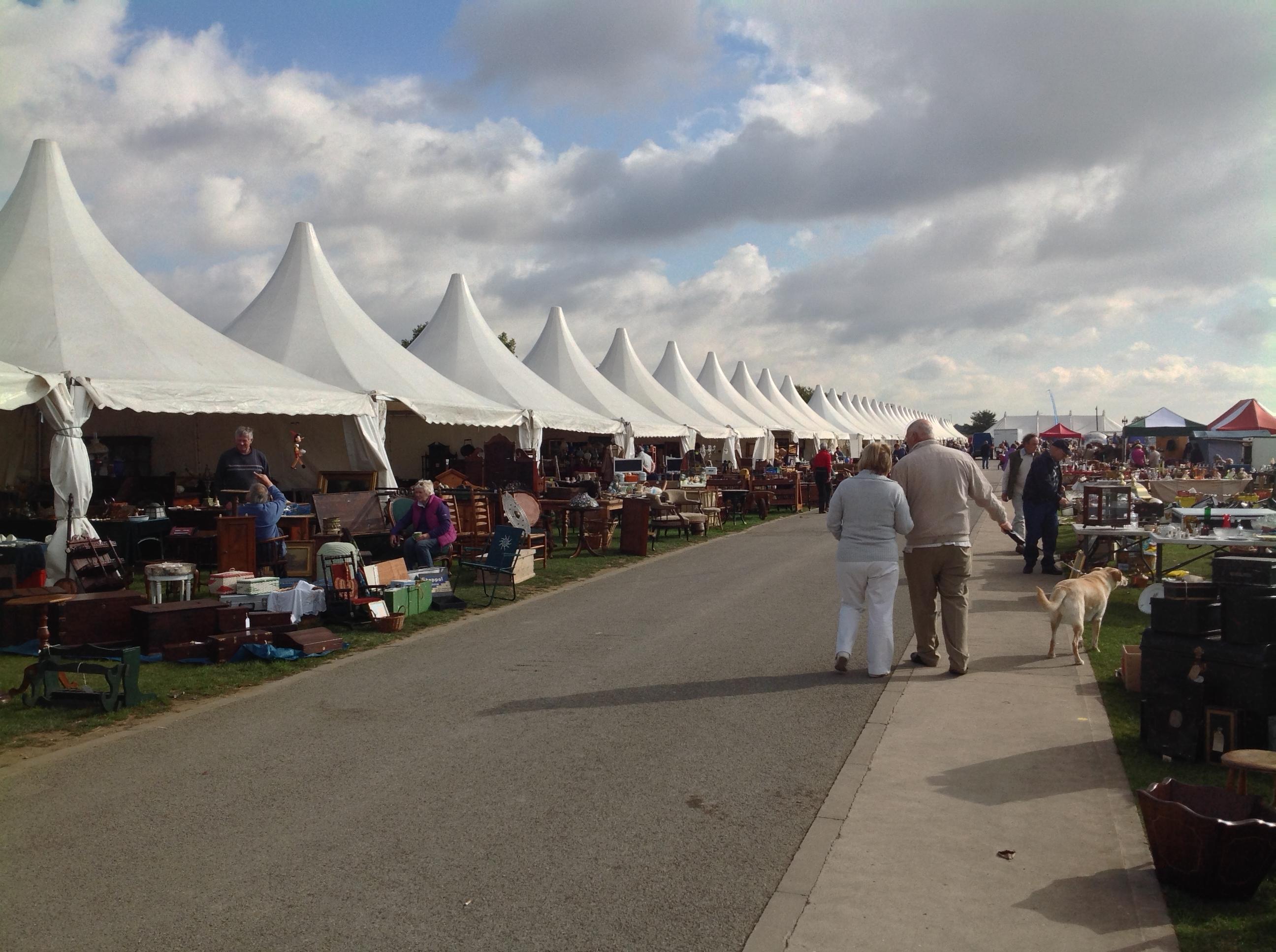 Newark Antiques Fair
