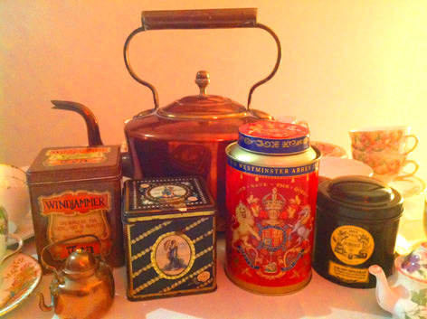 Learn about the items related to tea
