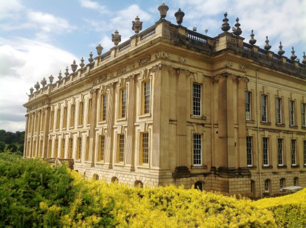 Visit the magnificent Chatsworth House
