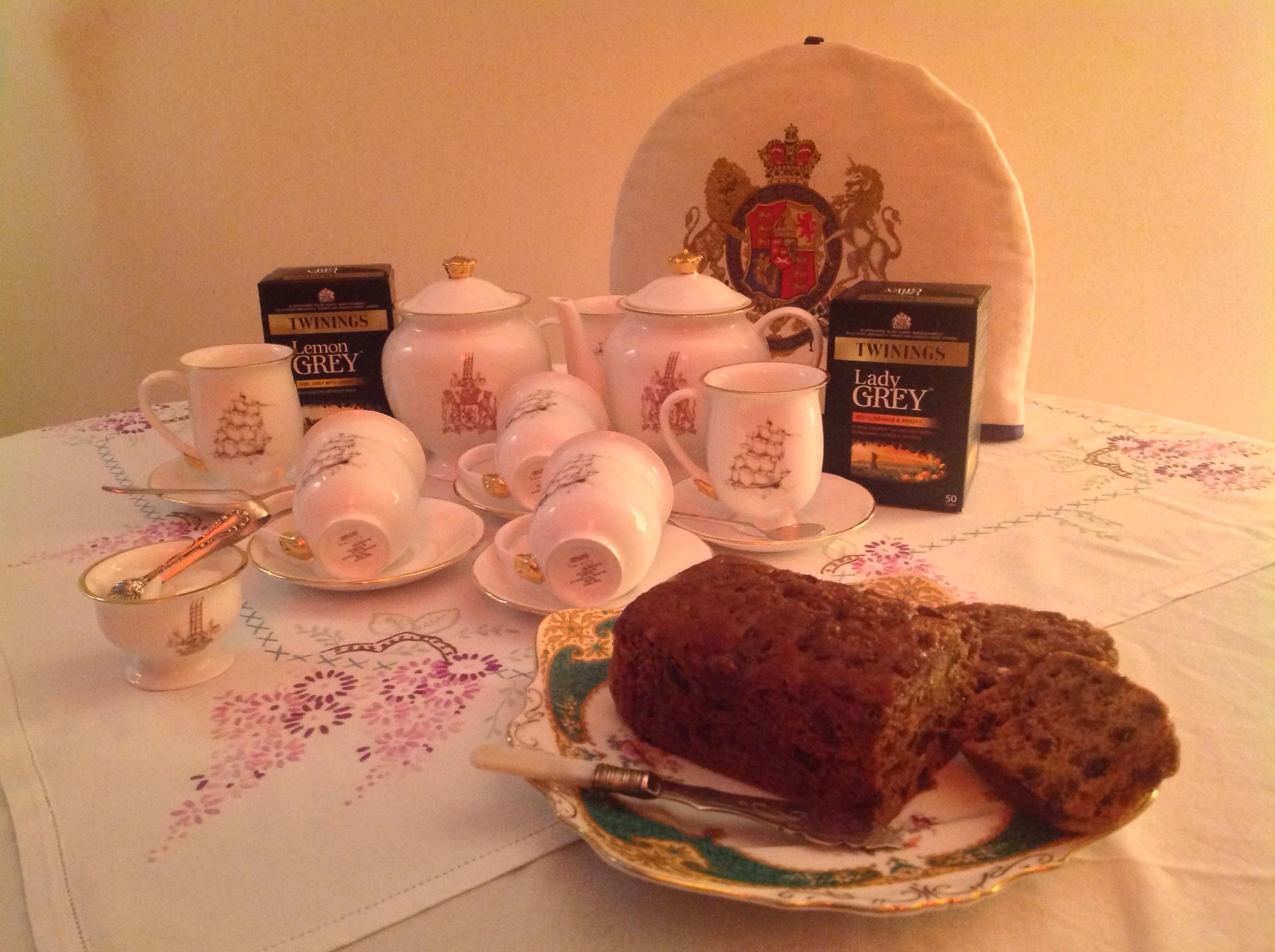 Make a delicious Earl Grey tea bread
