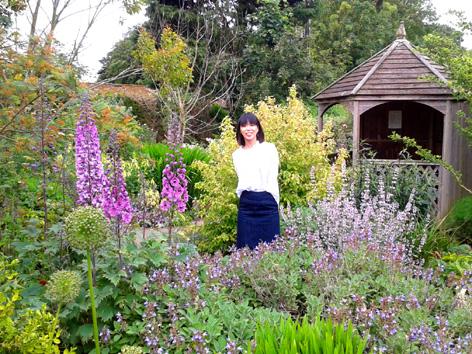 Enjoy visiting the interesting herb nurserty.