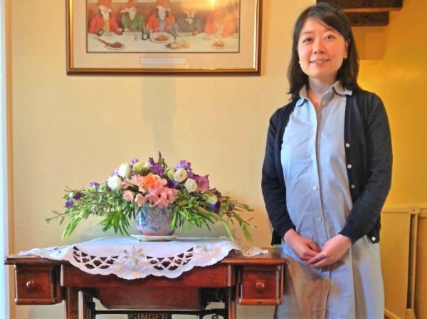 Enjoy making a range of floral arrangements