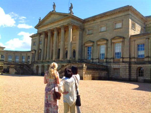 The magnificent Kedleston Hall