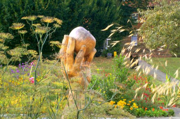 Newton's Sensory Garden