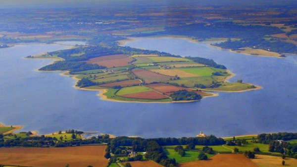 The spacious Rutland Water