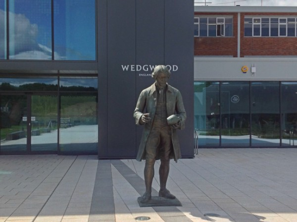 The new Wedgwood Factory and Museum