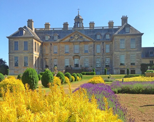 .The wonderful Belton House and Garden