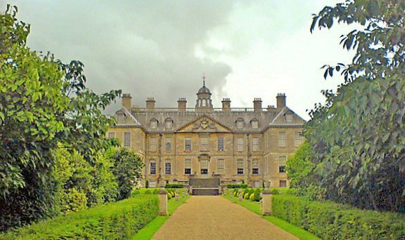 The beautiful Belton House