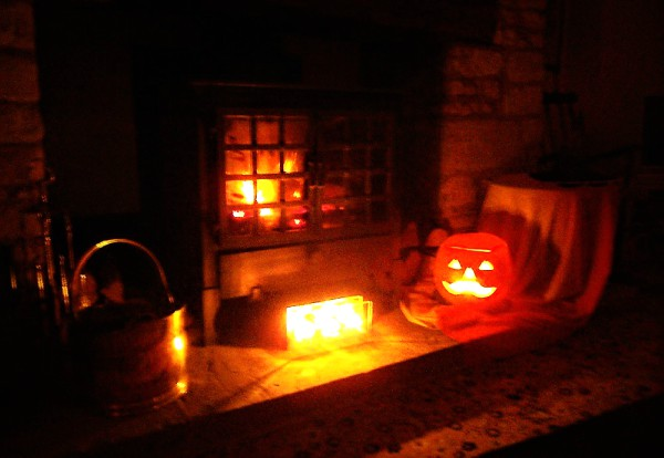 Cosy nights by the fires