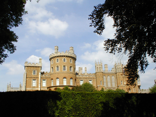 Belvoir Castle and Gardens