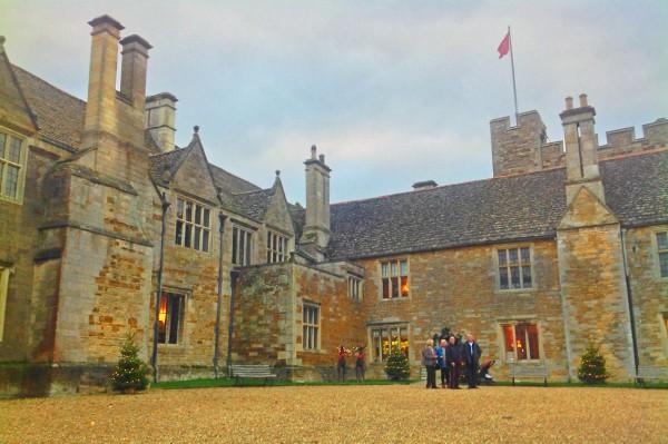 Visit the very historic Rockingham Castle
