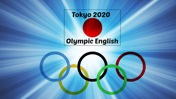 learn vocabulary for being a helper at the Tokyo Olympics