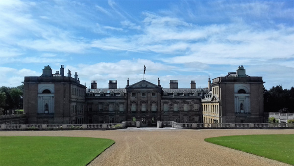 The magnificent Woburn Abbey