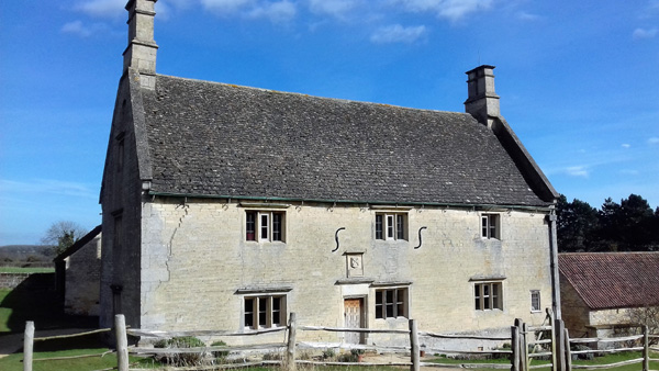 Newton's birthplace Woolsthorpe Manor