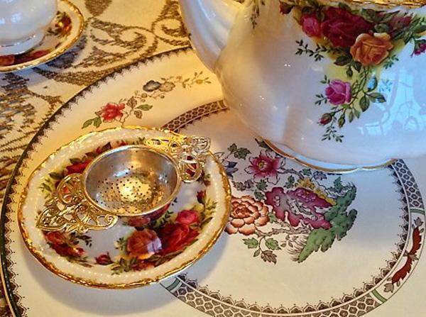 Enjoy using beautiful tableware
