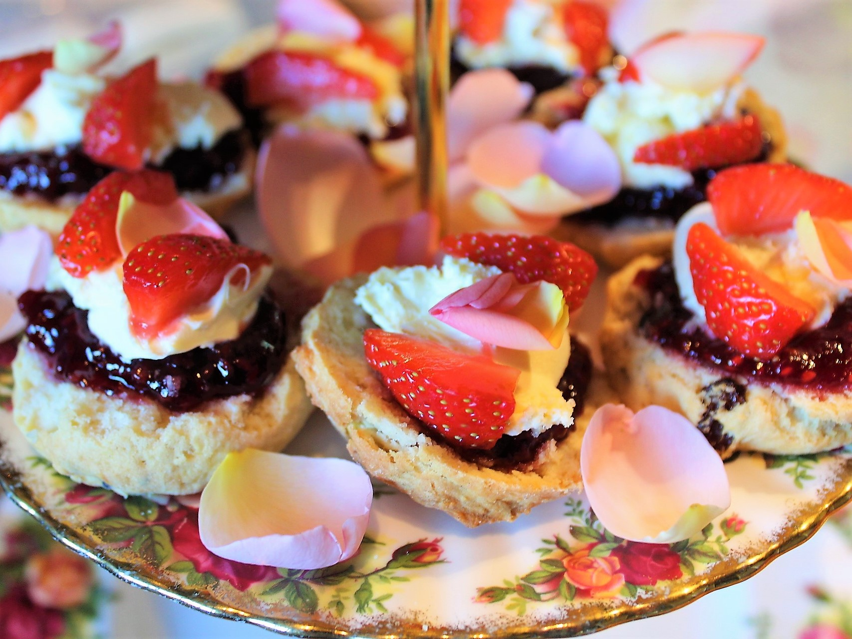 Enjoy making and eating delicious scones