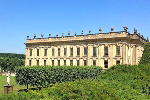 Visit the stunning Chatsworth House & Garden