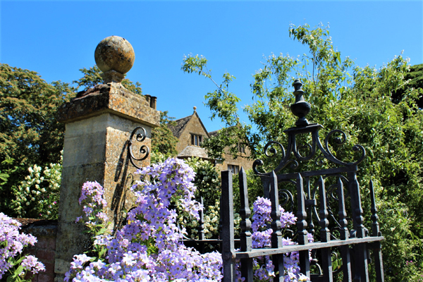 Visit the stylish gardens of Hidcote Manor.