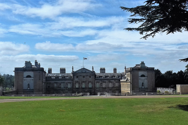 Visit the home of afternoon tea, Woburn Abbey